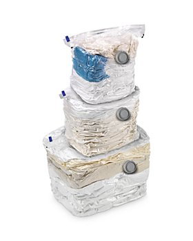 Honey Can Do - Vacuum Pack Storage Cubes, Set of 3 (50% off) - Comparable value $39.99