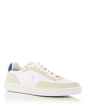 BOSS - Men's Riberia Low Top Sneaker