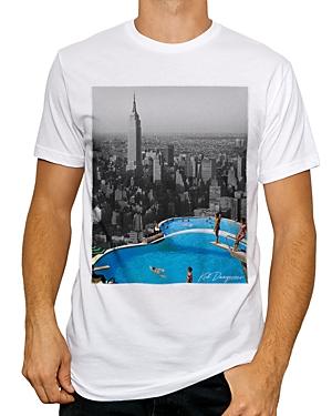 City Pool Tee