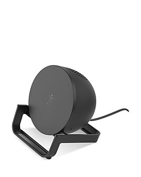 Belkin - BOOST CHARGE Wireless Smartphone Charger & Speaker Stand