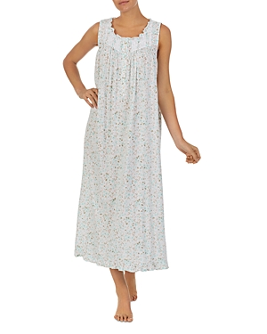 Floral Print Ballet Nightgown
