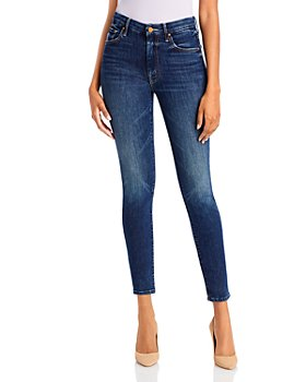 MOTHER - The High Waist Looker Jeans in Teaming Up