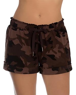 Camo Terry Shorts