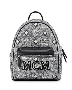 MCM - Vintage Jacquard Backpack
