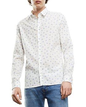 The Kooples - Floral Shirt