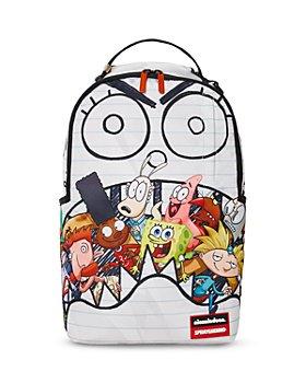 Sprayground - SpongeBob Doodlebob Eating Backpack