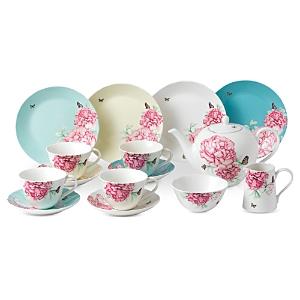 Royal Albert Miranda Kerr Everyday Friendship 15 Piece Tea Set, Service for 4