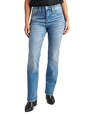 Phoebe Bootcut Jeans in Riverside
