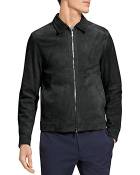Theory - Dustin Suede Jacket