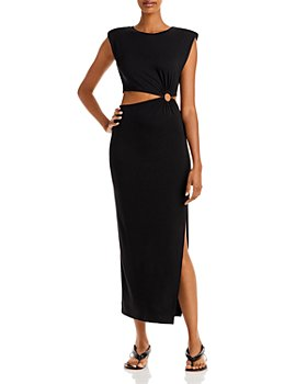 FORE - Cut Out Midi Dress