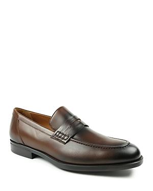 Men's Bernardo Slip On Penny Loafers