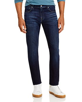 7 For All Mankind - Slimmy Slim Fit Luxe Performance Jeans in Los Angeles