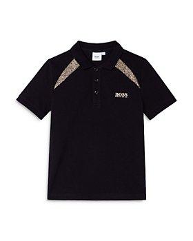 Hugo Boss - Boys' Metallic Detail Polo Shirt - Big Kid