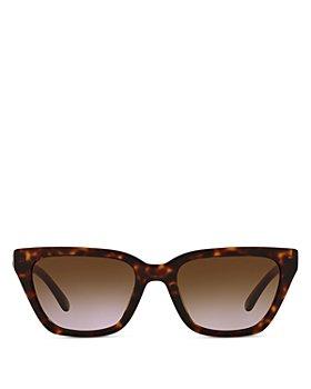 Tory Burch - Women's Cat Eye Sunglasses, 53mm