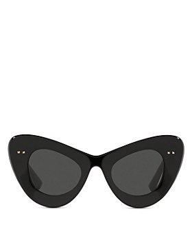 Valentino - Women's Cat Eye Sunglasses, 46mm