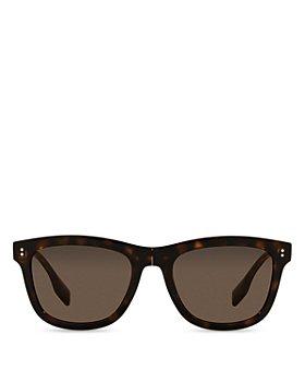 Burberry - Men's Rectangle Sunglasses, 55mm