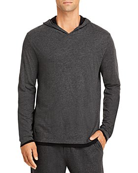 Vince - Slim Fit Double Layer Hoodie