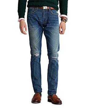 Polo Ralph Lauren - Sullivan Slim Fit Distressed Jeans