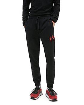 HUGO - Piped Logo Jogger Pants