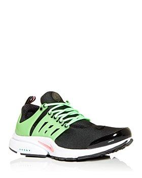 Nike - Nike Men's Air Presto Low Top Sneakers