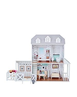 Teamson Olivia's Little World, Dreamland Farm House 12 Doll House - Ages 3+