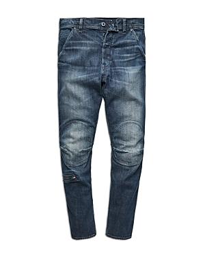 Pilot 3D Slim Fit Jeans in Worn In Hale Navy