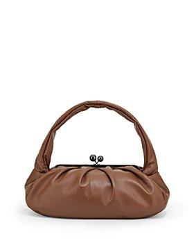 Weekend Max Mara - Kaya Leather Shoulder Bag