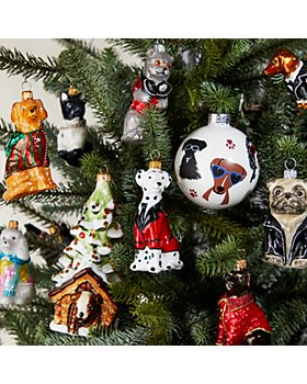 Bloomingdale's - Pets Ornament Collection - 100% Exclusive
