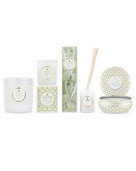 Voluspa - Eucalyptus & White Sage Collection