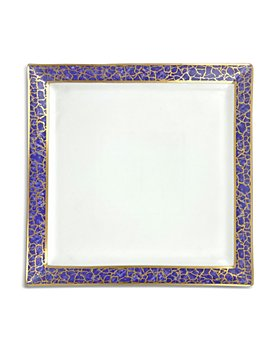 Michael Wainwright - Amalfi Blue Square Platter
