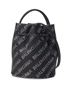 Balenciaga - Wheel Drawstring Bucket Bag