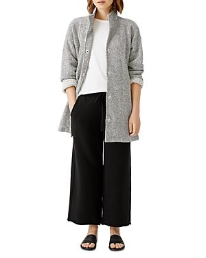 Stand Collar Cotton Jacket