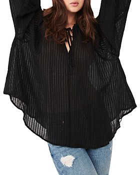 Free People - Out Of Town Peasant Top