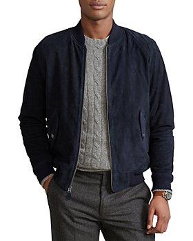Polo Ralph Lauren - Suede Bomber Jacket