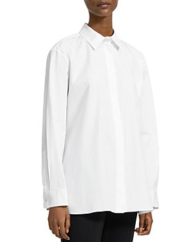 Theory - Classic Menswear Style Shirt