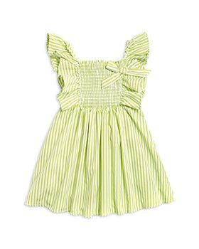 Habitual Kids - Girls' Smocked Flounce Dress - Little Kid