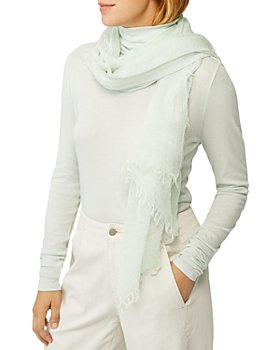 Eileen Fisher - Organic Cotton Fringed Scarf