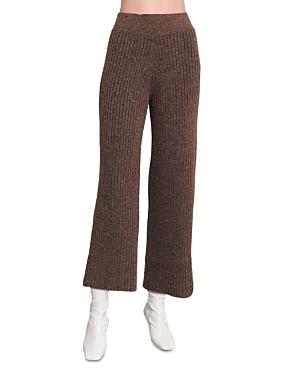 Leah Ribbed Sweater Knit Pants