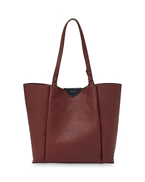 Allen Large Leather Tote