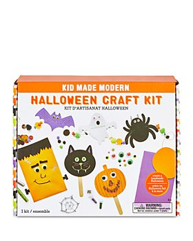 Kid Made Modern - Halloween Craft Kit - Ages 6+