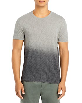 ATM Anthony Thomas Melillo - Cotton Textured Ombré Dip Dyed Tee