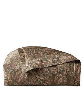 Ralph Lauren - Heritage Paisley Comforter, King