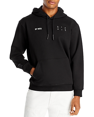 Relaxed Graphic Logo Hoodie