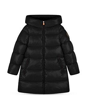 Save The Duck - Girls' Millie Hooded Puffer Jacket - Little Kid, Big Kid