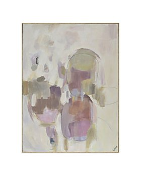 "Ren-Wil - Amalie Abstract Canvas Wall Art, 36"" x 48"""