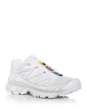 Salomon - Unisex XT-6 Sportstyle Low Top Sneakers