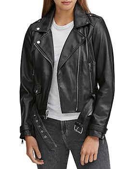 Andrew Marc - Arverne Moto Leather Jacket (57% off) - Comparable value $375