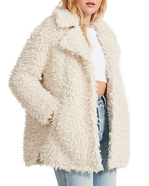 What's The Fuzz About Jacket