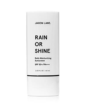 Rain or Shine Daily Moisturizing Sunscreen 2 oz.