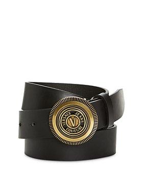 Versace Jeans Couture - Cintura In Cuoio Belt